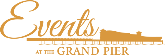 Events at the Grand Pier Logo