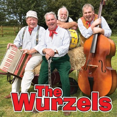 The Wurzels Mobile 800X800
