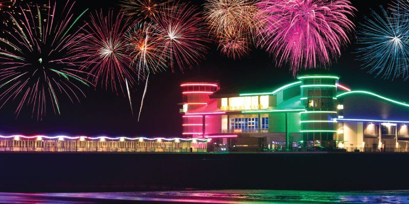Fireworks At Sea Event Listing Image