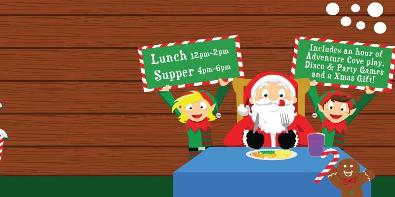 Supper With Santa Event Listing Image