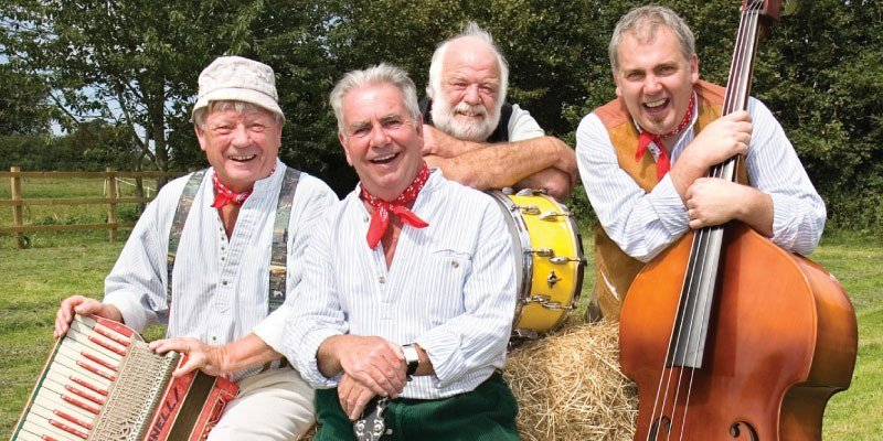 The Wurzels Listing 800X400