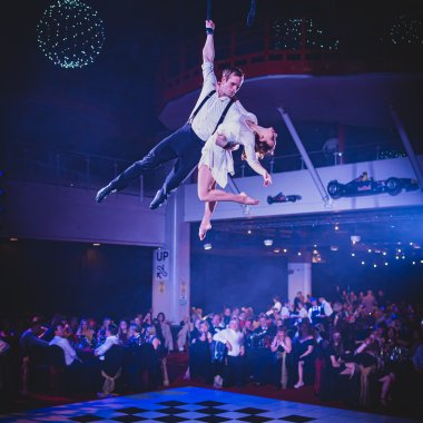 Spectacular Spectacular Great Hall Aerial Performer 02