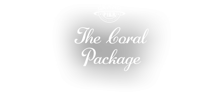 The Coral Package logo