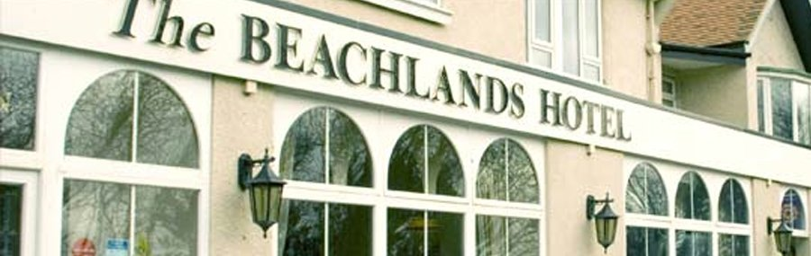 The Beachlands Hotel offer